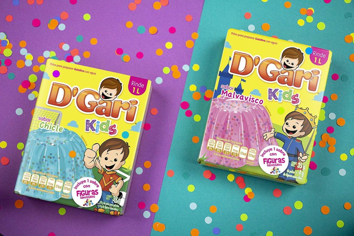 DGari Kids 2