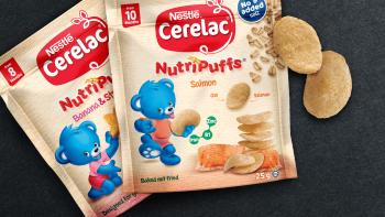 Cerelac NutriPuffs Snacks