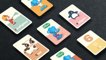 Nestum Learning Cards