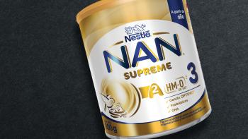 NAN Infant Formula Labels